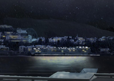 Europan 13: Bergen