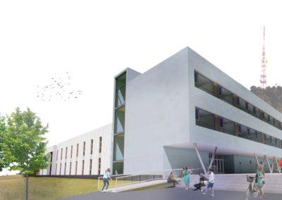 Instituto de Educación Secundaria en La Cistérniga (Valladolid)