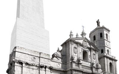 (INOCENTADA) PRIMER PREMIO EN EL CONCURSO DE IDEAS PARA RECONSTRUIR LA TORRE DE LA CATEDRAL DE VALLADOLID