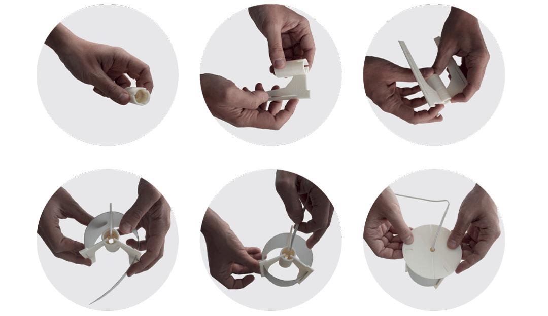 luminaria ilione agripa valladolid diseño producto