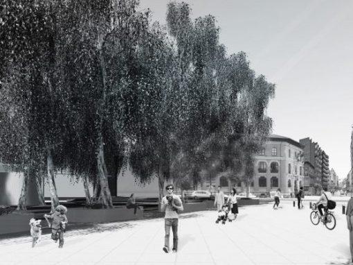 2ºPREMIO EN EL CONCURSO DE IDEAS PARA LA REHABILITACIÓN DEL PARQUE DE JARDINILLOS EN PALENCIA