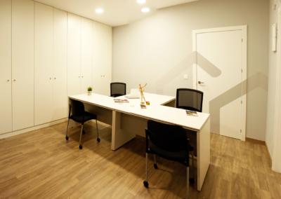 Proyecto de Oficina en Covaresa, Valladolid