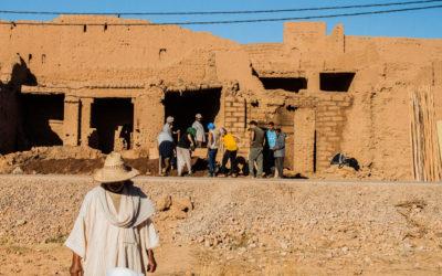 Arquitectura, tierra y tradición en M'Hamid
